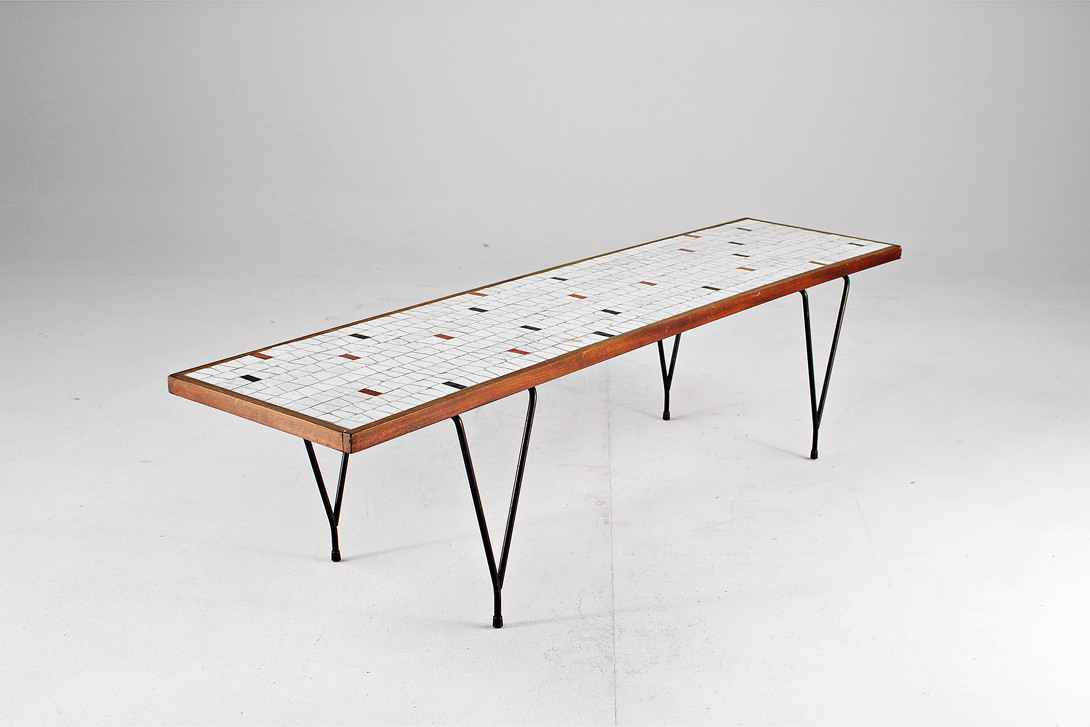 - Mosaic Coffee Table 1953 KStar Fundus Berlin